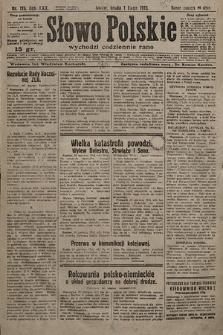 Słowo Polskie. 1925, nr176
