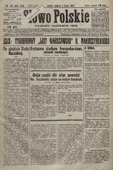 Słowo Polskie. 1925, nr178