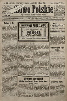 Słowo Polskie. 1925, nr181