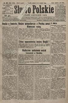 Słowo Polskie. 1925, nr184