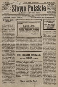 Słowo Polskie. 1925, nr186