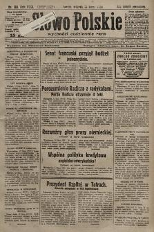 Słowo Polskie. 1925, nr189