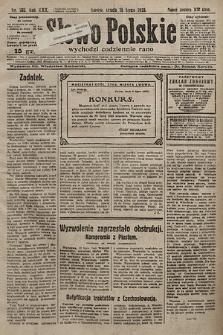 Słowo Polskie. 1925, nr190