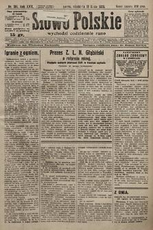Słowo Polskie. 1925, nr194