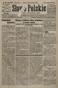 Słowo Polskie. 1925, nr197