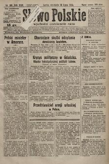 Słowo Polskie. 1925, nr201