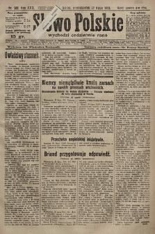 Słowo Polskie. 1925, nr202