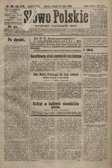 Słowo Polskie. 1925, nr206