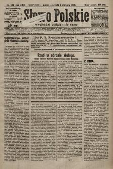 Słowo Polskie. 1925, nr208