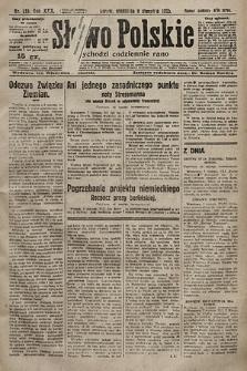 Słowo Polskie. 1925, nr215