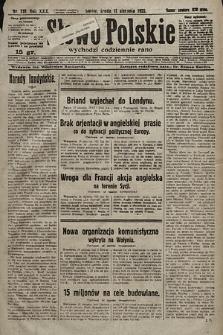 Słowo Polskie. 1925, nr218