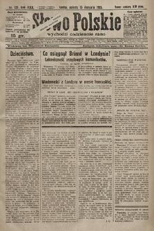 Słowo Polskie. 1925, nr221