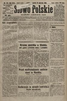 Słowo Polskie. 1925, nr226