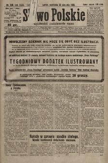 Słowo Polskie. 1925, nr229