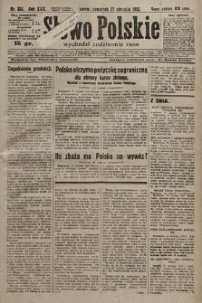 Słowo Polskie. 1925, nr233