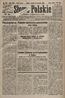 Słowo Polskie. 1925, nr234