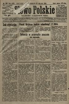 Słowo Polskie. 1925, nr236