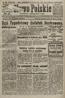 Słowo Polskie. 1925, nr237