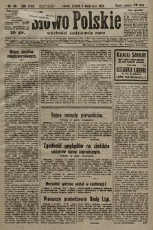 Słowo Polskie. 1925, nr241