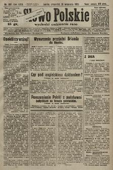 Słowo Polskie. 1925, nr247