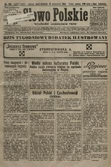 Słowo Polskie. 1925, nr251