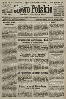 Słowo Polskie. 1925, nr257