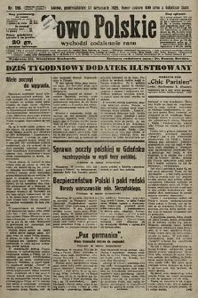 Słowo Polskie. 1925, nr258