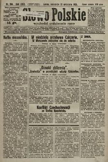 Słowo Polskie. 1925, nr264