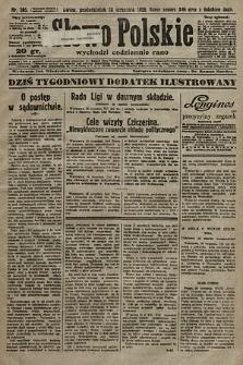 Słowo Polskie. 1925, nr265