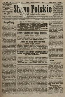 Słowo Polskie. 1925, nr267