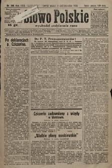 Słowo Polskie. 1925, nr269