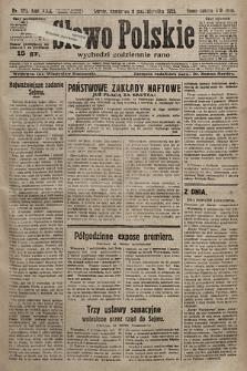Słowo Polskie. 1925, nr275
