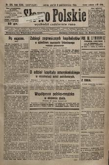 Słowo Polskie. 1925, nr276