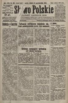 Słowo Polskie. 1925, nr291