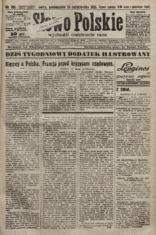 Słowo Polskie. 1925, nr293