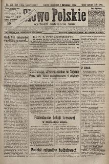Słowo Polskie. 1925, nr299
