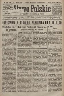 Słowo Polskie. 1925, nr303