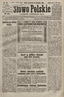 Słowo Polskie. 1925, nr310