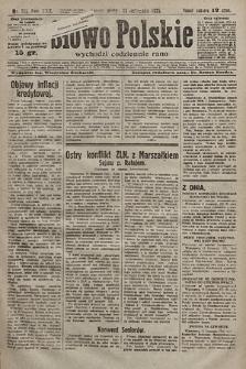 Słowo Polskie. 1925, nr311
