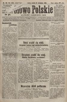Słowo Polskie. 1925, nr319