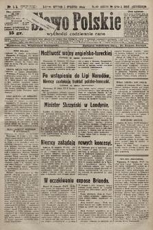 Słowo Polskie. 1925, nr329
