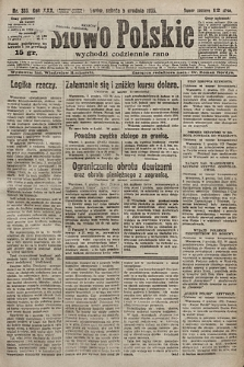 Słowo Polskie. 1925, nr333