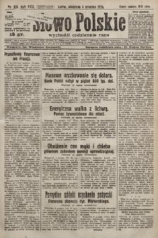 Słowo Polskie. 1925, nr334