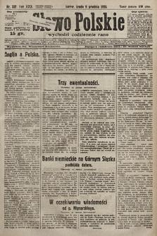 Słowo Polskie. 1925, nr337