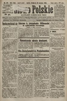 Słowo Polskie. 1925, nr348