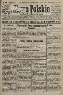 Słowo Polskie. 1925, nr349