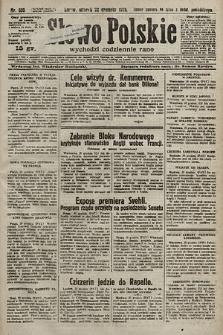 Słowo Polskie. 1925, nr350