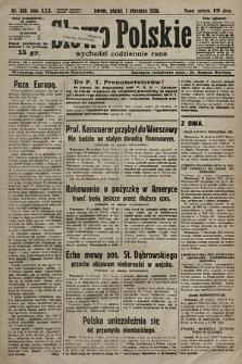 Słowo Polskie. 1925, nr358