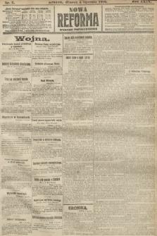 Nowa Reforma (wydanie popołudniowe). 1916, nr5