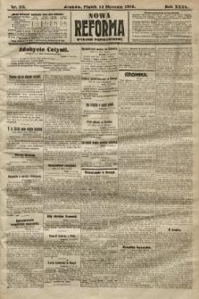 Nowa Reforma (wydanie popołudniowe). 1916, nr23